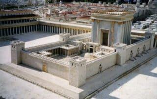 Del Templo de Jerusalén al Templo cristiano 3