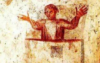 ¿Qué importancia tenía la oración entre los primeros cristianos? 2