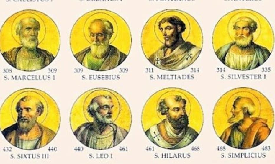 Historia del papado en la iglesia primitiva – Los papas del Siglo III (del año 260 al 314) 1