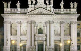 Sensacional visita virtual a la Basílica de San Juan de Letrán - Roma 1
