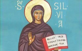Santa Silvia de Roma - 3 de Noviembre 2