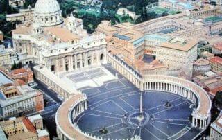 Impresionante visita virtual a la Basílica de San Pedro y a la Capilla Sixtina 6
