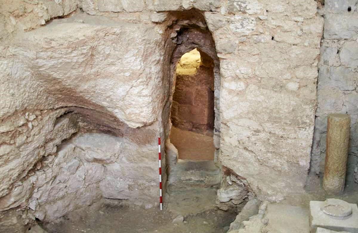 ¿Es esta la casa de Nazaret donde vivió Jesús? 1