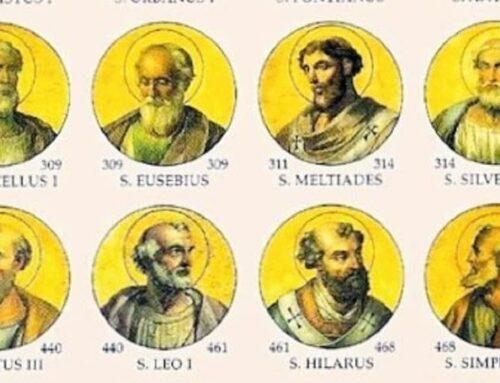 Historia del papado en la iglesia primitiva – Los papas del Siglo III (del año 260 al 314)
