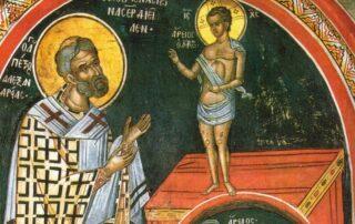 San Pedro, patriarca de Alejandría (+310) - 26 de noviembre 1