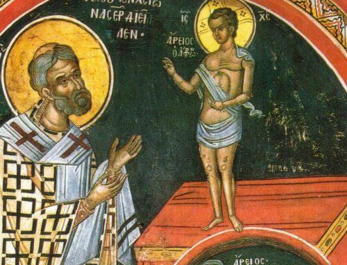 San Pedro, patriarca de Alejandría (+310) – 26 de noviembre