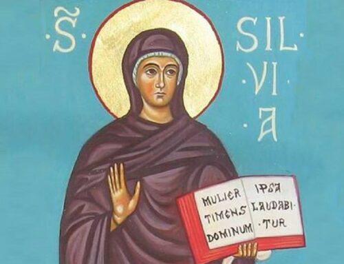 Santa Silvia de Roma – 3 de Noviembre