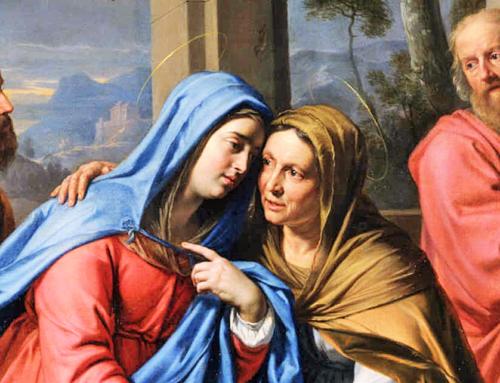 Santos Zacarías e Isabel – 5 de noviembre