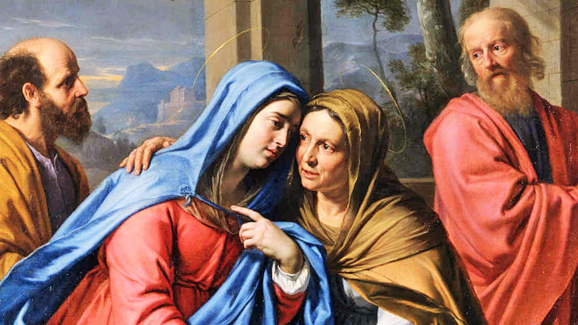 Santos Zacarías e Isabel - 5 de noviembre 1