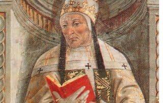 San Dionisio, Papa del siglo III  - 26 de diciembre 2