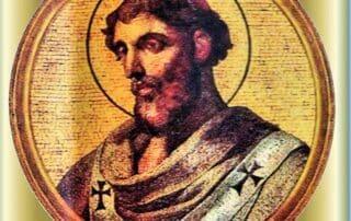 San Melquíades o Melciades,  Papa año 314 - 10 de diciembre 2