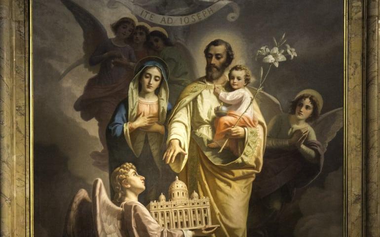 """El Papa convoca un Año de San José - Carta apostólica """"Con corazón de Padre"""" 5"""