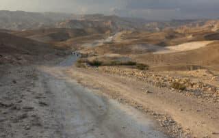 De Nazaret a Belén - El agotador viaje de María y José 3