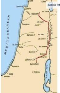 De Nazaret a Belén - El agotador viaje de María y José 2