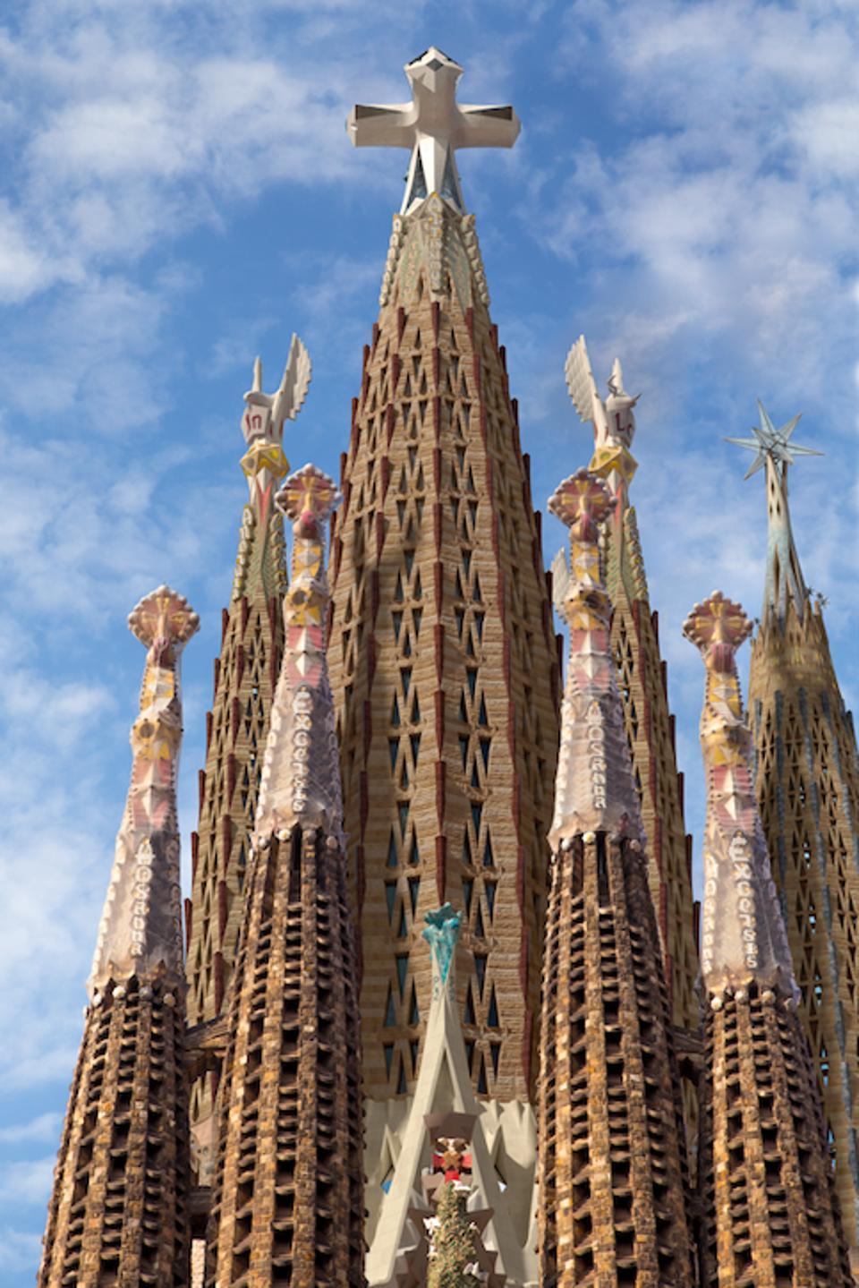 Espectacular tour virtual para conocer cada rincón de la Sagrada Familia de Barcelona 1