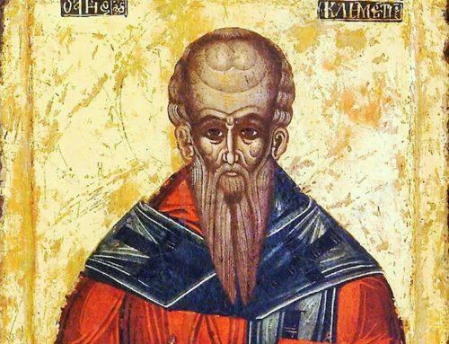 Obras de Clemente de Alejandría – selección de textos