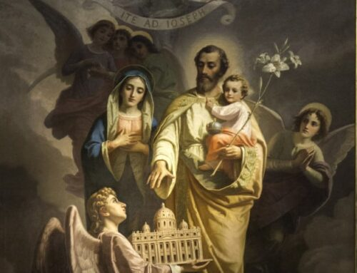 """El Papa convoca un Año de San José – Carta apostólica """"Con corazón de Padre"""""""