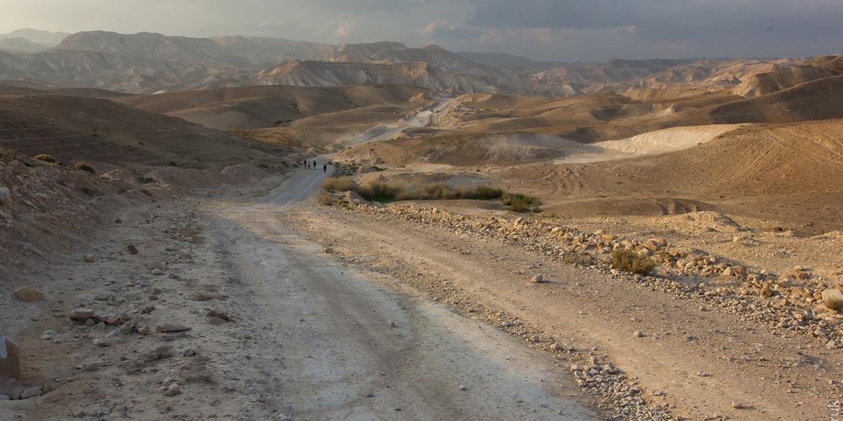 De Nazaret a Belén - El agotador viaje de María y José 1