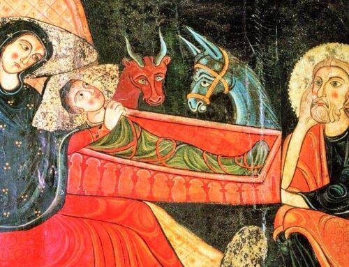 ¿Qué rol tienen la mula y el buey en el Portal de Belén? – Una reflexión de Benedicto XVI