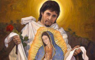 San Juan Diego, vidente de la Virgen de Guadalupe - 9 de diciembre 1