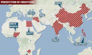 La persecución a los cristianos aumentará en India y China - Durante 2021 1