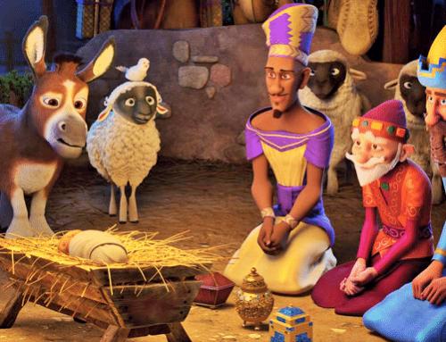 """""""The Star"""" – Deliciosa película sobre los Reyes Magos, sus camellos y la Estrella"""