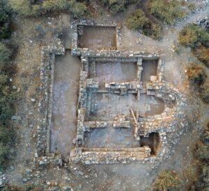 Encuentran una iglesia bizantina en un islote frente a Citnos en las islas Cícladas 3