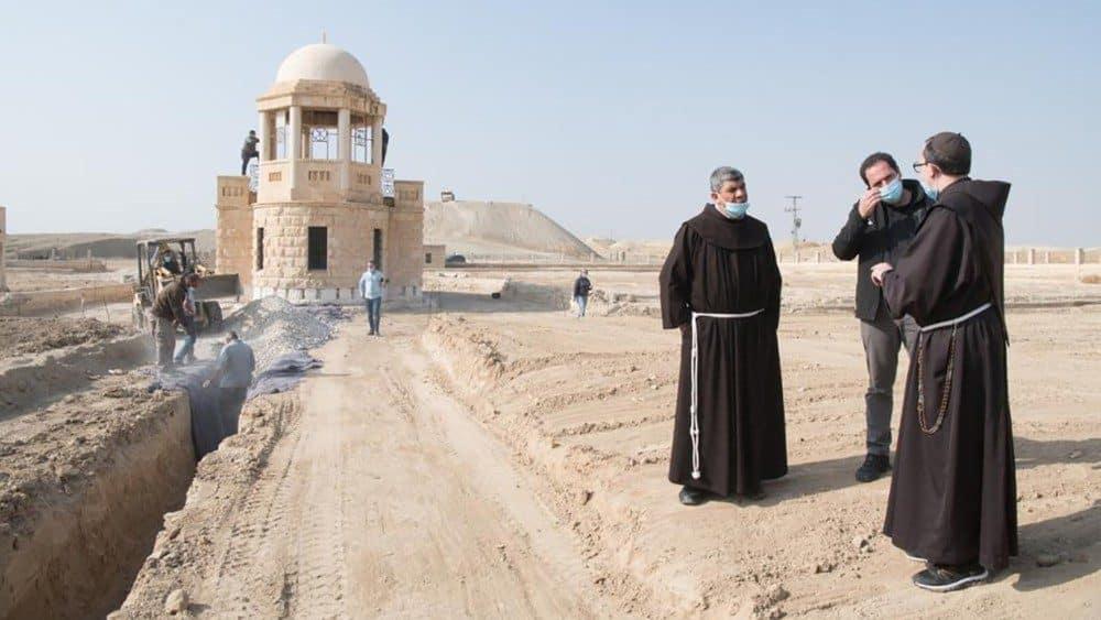 Río Jordán (Qasr al-Yahud) - La fiesta en el lugar donde Jesús fue bautizado 2