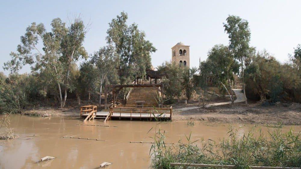 Río Jordán (Qasr al-Yahud) - La fiesta en el lugar donde Jesús fue bautizado 1