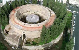 Roma reabre el Mausoleo de Augusto - El emperador de la Navidad 3