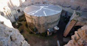 Roma reabre el Mausoleo de Augusto - El emperador de la Navidad 2