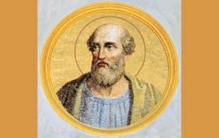 San Higinio, papa en el siglo II - 11 de enero 1