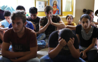 """Cristianos iraquíes esperan al Papa: """"Unidos en oración en nuestra tierra llena de mártires"""" 5"""