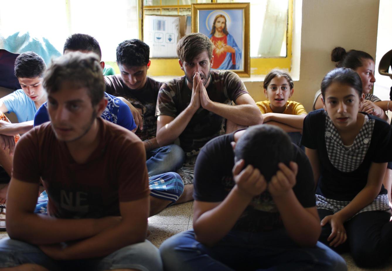 """Cristianos iraquíes esperan al Papa: """"Unidos en oración en nuestra tierra llena de mártires"""" 1"""