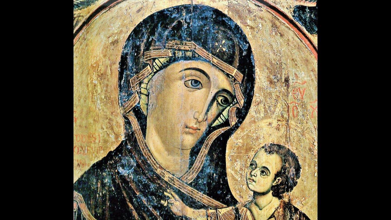 """La Madre de Dios - """"Theotokos"""" 1"""