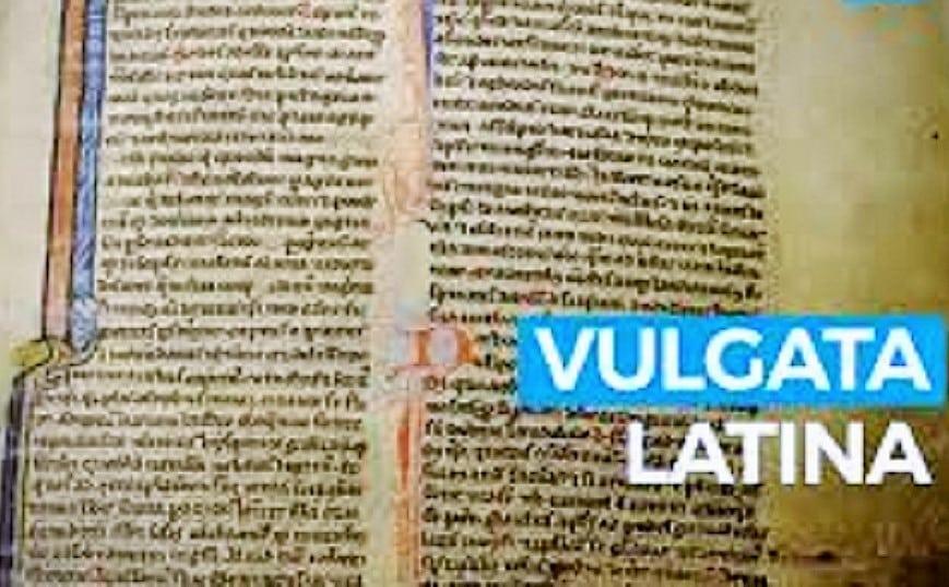 ¿Sabes qué es la Vulgata y por qué es tan importante? 1