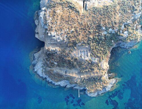 Encuentran una iglesia bizantina en un islote frente a Citnos en las islas Cícladas