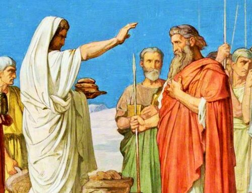 ¿Sabes quién era Melquisedec? – ¿Existió realmente?