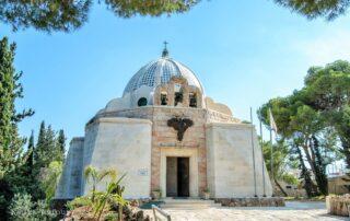 Beit Sahour - El lugar del anuncio del ángel a los pastores 8