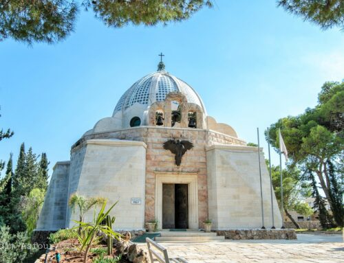 Beit Sahour – El lugar del anuncio del ángel a los pastores