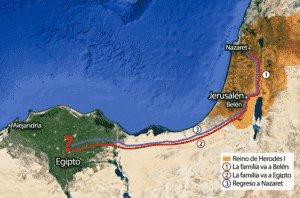 Huída a Egipto