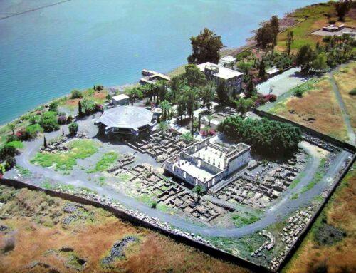 La casa de Pedro – ¿Era también el hogar de Jesús en Cafarnaum?