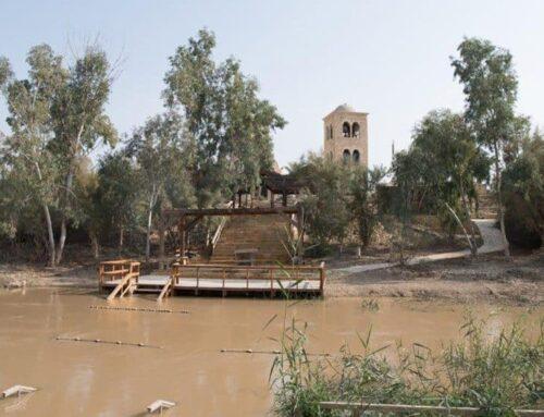 Río Jordán (Qasr al-Yahud)  –  La fiesta en el lugar donde Jesús fue bautizado