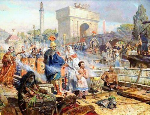 ¿Cómo hizo el cristianismo para sobreponerse a las persecuciones y expandirse?
