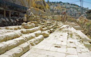 La piscina de Siloé, Jerusalén - Donde Jesús sanó al ciego 4