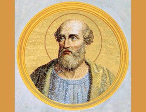 San Higinio, papa en el siglo II – 11 de enero