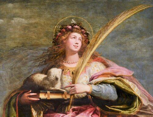 Santa Inés de Roma, mártir adolescente – 21 enero