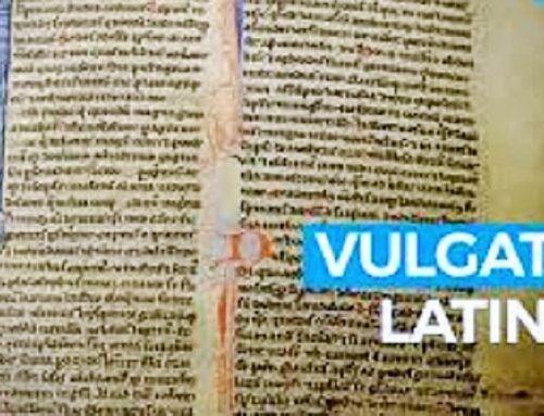 ¿Sabes qué es la Vulgata y por qué es tan importante?