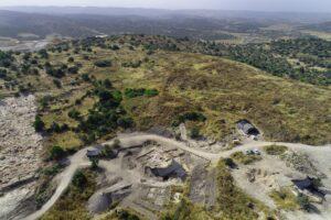 Descubierto en Beit Shemesh uno de los talleres de lámparas de aceite más grandes del siglo III 1