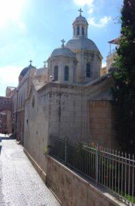 Iglesia de la Condenación o del Litostrotos